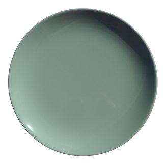 Side-/desserttallerken lysegrøn